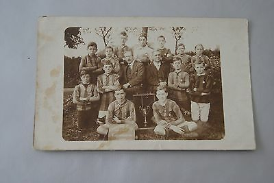 1920 Cavendish Road AFC Cup Winners Football Postcard