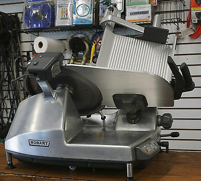 Hobart Hs7 Heavy Duty Automatic & Manual Meat Slicer