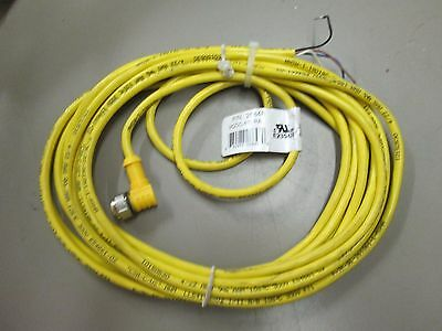 Banner, MQDC-415RA, 26848, Euro Quick Disconnect Cordset Cable 26848 NEW