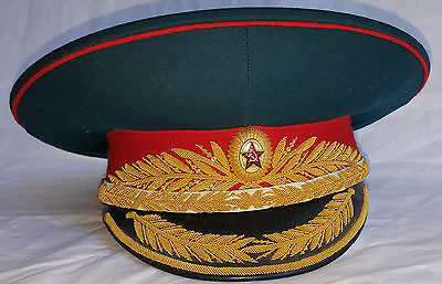 Soviet Army General Officer's Hat