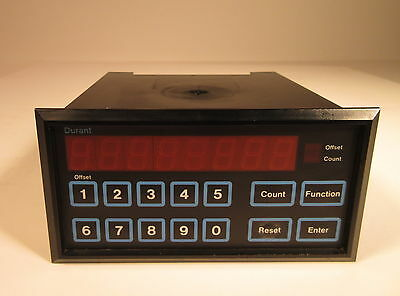 Durant 58811-400 Counter Totalizer -  Eaton Corp.