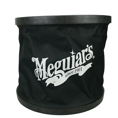 Meguiar`s Wash Bucket foldable Wash Pail incl. Bag