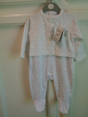 Infant Boys or Girls SIZE 3-6 Month 1-Piece Footed Outfit NWT!!