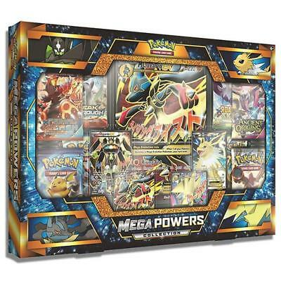 POKEMON TCG Mega Powers Collection - Includes 8 booster packs