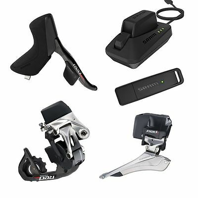 SRAM Red eTap Electronic HRD Bike Cycle Cycling Groupset - Direct Mount