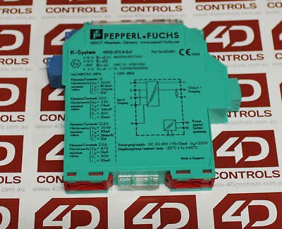 Pepperl and Fuchs KFD2-STC4-Ex1 Smart Transmitter Power Supply - new-no-box