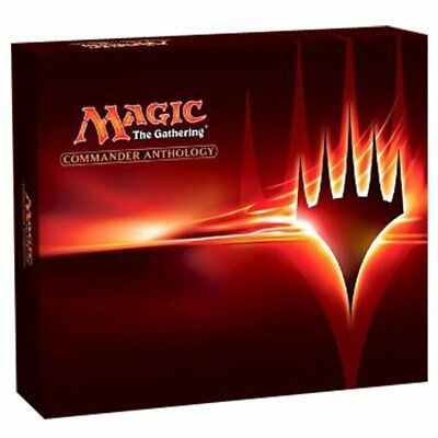 MAGIC THE GATHERING Commander Anthology Deck