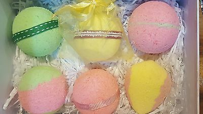 Handcrafted Bath Bombs by Sirenne Francisco