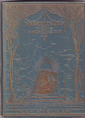 Scarce Fairy Tales by Hans Andersen Kay Nielsen First Exhibition Edition 1923
