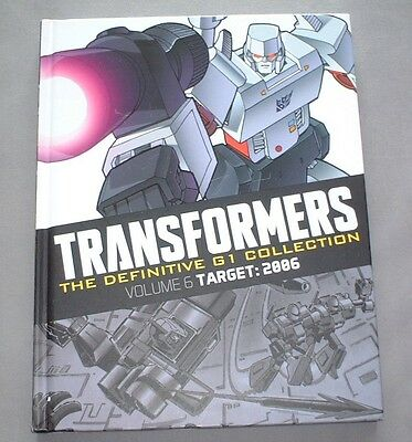 Transformers The Definitive G1 Collection Volume 6: Target: 2006