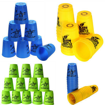 Sport Stacking Stacker Luminous Game Competition Rapid Cups Gift
