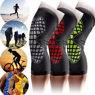 Professional Brace Gel Knee Pad Support MMA Protector Sports Running Volleyball