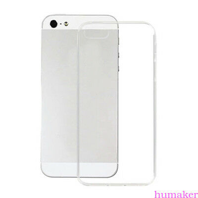 Pour IPHONE 5 5S SE COQUE HOUSSE 3D ETUI TPU SILICONE INTEGRALE PROTECTION 360