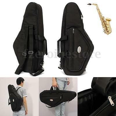 Oxford Soft Spunge Thicken 20mm Padded Case Alto Saxophone SAX Gig Carry Bag