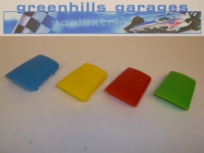 Greenhills Scalextric Pack of 4 Sport Digital Hand Controller Coloured Insert...