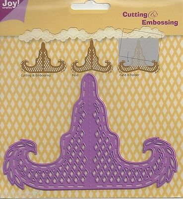Joy crafts die cutting /& embossing stencil leaves /& feather leaf small 6002//3001