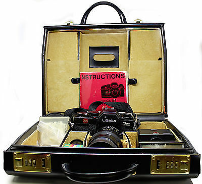 Leica R3 Mot Electronic Vintage Camera Kit
