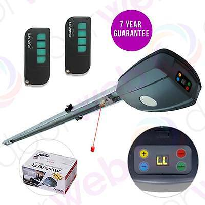 GARAGE DOOR OPENER Motor Electric Automatic Avanti Strong Operator Remotes 800N