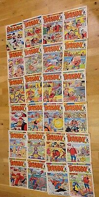 Collection of 23 x Dandy Comics & 1 Beano Comic - Various Issues 1994-1998