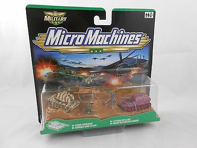 New Micro Machines Military Einsatz der vereinten Armeen Combined Arms Attack