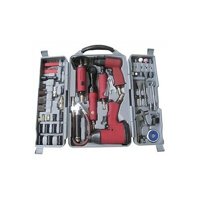 Amtech 77pc Air Tool Kit Suitable For Professional/Personal Use