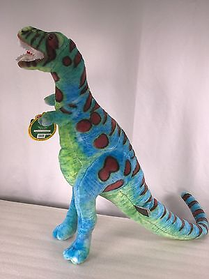 Melissa & Doug Plush T-Rex Dinosaur Stuffed Animal Toy