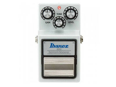 IBANEZ BB9 Gain/Volume Booster Effetto booster a pedale per chitarra
