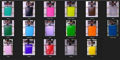 Lot of 25 Ultra Pro Deck Box Magic Pick Your Colors Red Blue Black Green & more
