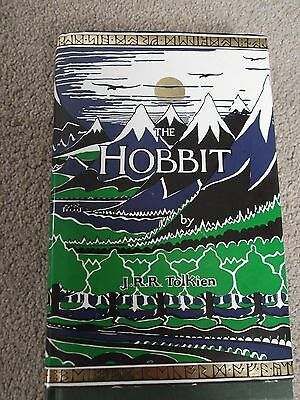 The Hobbit by J.R.R.Tolkien Fifth Edition First Print (HB 1995)