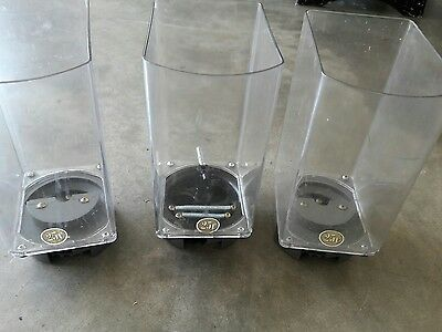 3 canisters for 1800 1-800 vending machines