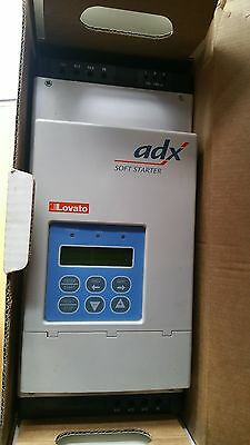 lovato electric soft starter 51 ADX 0045B Brand New In Box with Manual