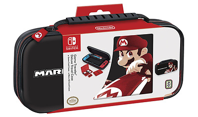 Nintendo Switch Game Traveler Case Mario Kart 8 Deluxe RDS Industries BRAND NEW