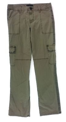 ea50f461eb722 SANCTUARY CLOTHING WOMENS Cargo Pants - Green Size 27 -  24.99 ...