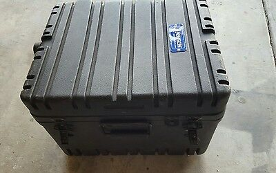 Jensen Tools Electronic Technicians Test Service Kit Rugged Case Wheeled