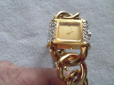 The Franklin Mint 1989 Watch - Ladies - 22K Gold Plated