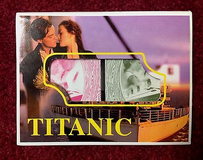 Two Decks Of Unopened Titanic Playing Cards - 1 Green, 1 Pink