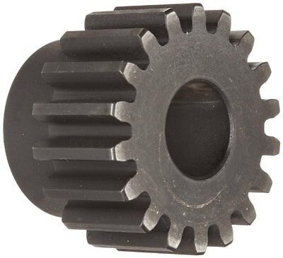 Martin S1022 Spur Gear, 14.5° Pressure Angle, High Carbon Steel, Inch, 10 Pitch