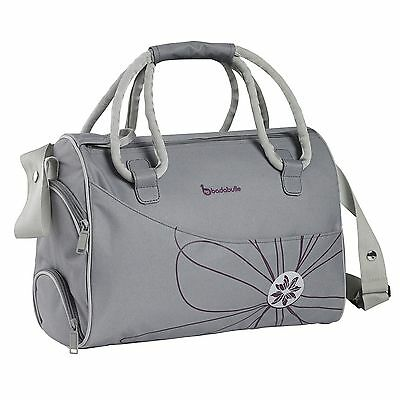 Badabulle Bowling Baby / Child / Kids Pram / Stroller Changing Bag - Grey