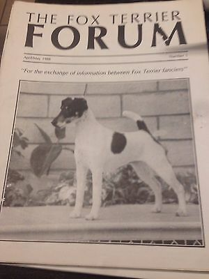 Vintage Canine Collectibles Magazine - April/May 1988 Number 1