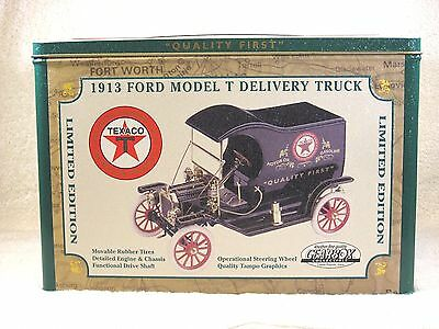 Texaco 1913 Model T Delivery Truck By Gearbox