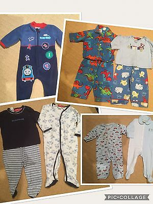 Bulk baby boys Winter clothes size 0 Thomas
