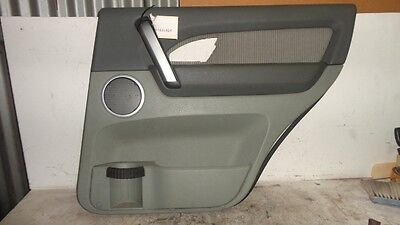 Ford Territory SY TX Door Trim RR 2007 Drivers Rear Right