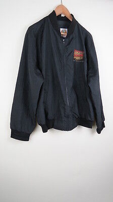 Vintage Back to the Future The Ride Universal Studios jacket M
