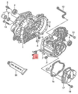 Vw Frame Diagram