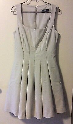 Cue Size 10 Cocktail / Formal Knee Length Dress