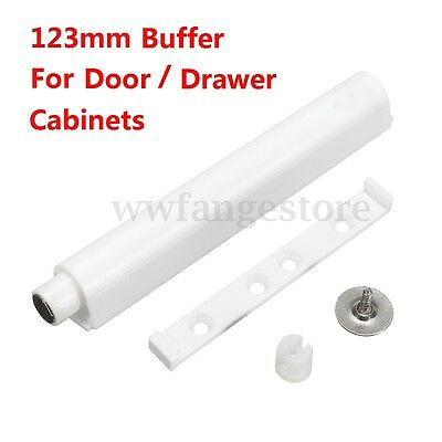 1/5/10PCS  Push to Open System Damper Buffer Door Cabinets Drawer Hinges Catch
