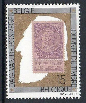 Belgium MNH 1993 The Day of Stamps