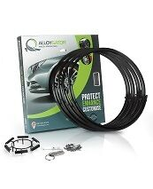 AlloyGator Wheel Protection Original Black (Supplied and Fitted Only)