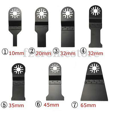 6X Saw Blade 10~65mm Kit Set For Fein Multimaster Oscillating Bosch Multi Tool