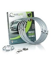 AlloyGator Wheel Protection Original Silver (Supplied and Fitted Only)